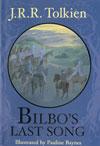 Bilbo's Last Farewell Cover